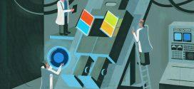 چرا مایکروسافت بر روی اینده هوش مصنوعی سرمایه گذاری می کند؟