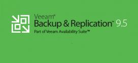 بک آپ گیری و بازیابی اطلاعات در  VMware vCenter Server 6.5با کمک نرم افزار Veeam