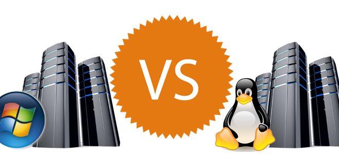 تفاوت های بین هاست ویندوز و هاست لینوکس