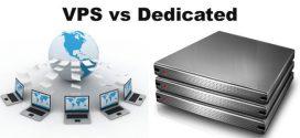 تفاوت های بین سرور مجازی و سرور اختصاصی