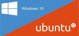 چگونه ابونتو ۱۶٫۱۰/۱۶٫۰۴ را در کنار ویندوز ۱۰ یا ۸ نصب کنیم؟