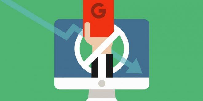 راهنمای شناسایی و بازیابی پنالتی گوگل برای افراد مبتدی