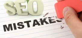 ۹ مورد از رایج ترین خطاهایی که به رتبه بندی سایت آسیب می زند