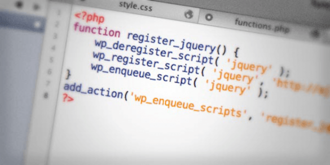 چگونه کدهای سفارشی در پست های وردپرسی بنویسیم؟